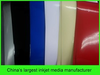 china shanghai factory color cutting vinyl plotter/reflective vinyl rolls/magnetic vinyl rolls