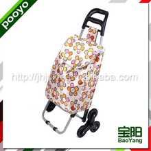 shopping trolley bag 2015 new style colorful practical eva trolley lugg