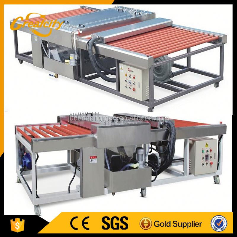 glass washing and drying machine,glass washer insulating glass machine