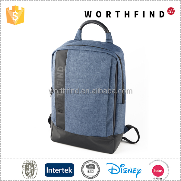 Multifunctions portable 300D polyester laptop backpack