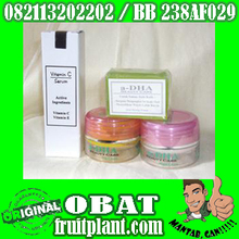 CREAM A-DHA ORIGINAL [082113202202] Pemutih Wajah 100%Herbal Non Mercuri