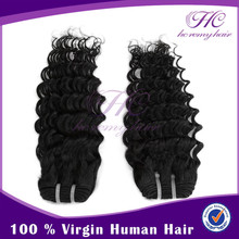 New year hot selling High quality cheap Russian human virgin hair European Jerry curly deep wave