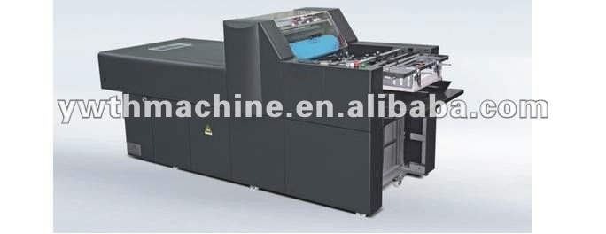 17*24 Inch Automatic Spot UV Varnish Coating Machine/Part UV Paper Coater Machine