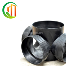 Wholesale Plastic Inspection Well For Raining,Cross Way Inspection Chamber,Factory Price