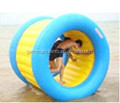 inflatable water floating roller A9036