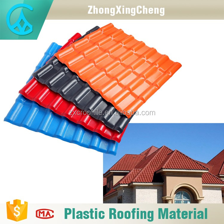 Composite Roof Tiles Building Materials clay tile roofing