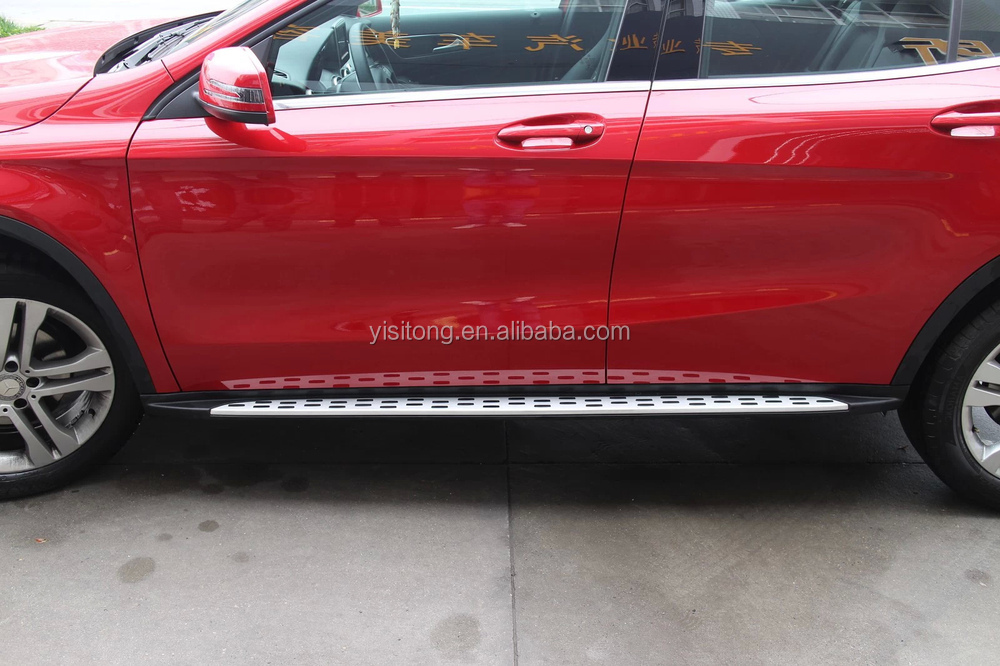OE style side step fit for mercedes 2015-2016 GLA,gla running board