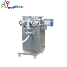 High quality industrial automatic encrusting meat ball making machine