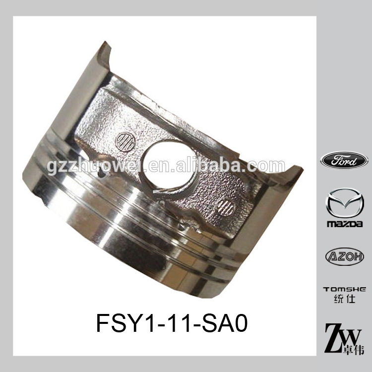 Steel Piston Standard Diameter Engine Piston For Mazda 626 MX-6 1800cc Car FSY1-11-SA0
