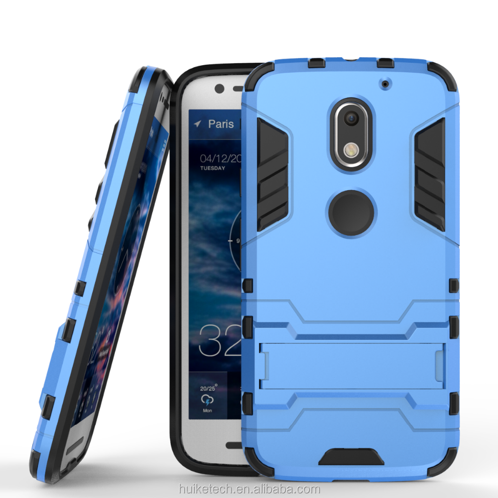 2 in 1 Shockproof Back cover <strong>phone</strong> case with Kickstand for HTC