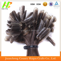 Factory price u tip hair extension brazilian/indian/european remy cuticle hair extensions