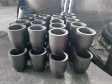 graphite crucible for copper aluminum gold melting
