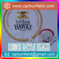 Hot promotion items fan frisbee