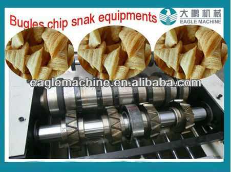Jinan Eagle corn bugles chips making machine