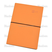 2017 Promotional Notebook Notebooks Fabric Pu