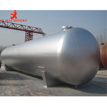 JX sales high quality 60000 liter 60 m3 30 ton used lpg storage tank propane gas tanks