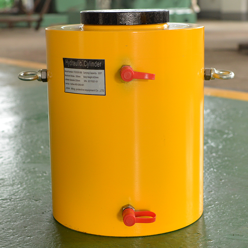 engineering machinery durable double-acting hydraulic cylinder