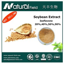 pollution-free base new arrival 20% 40% 60% soy isoflavone