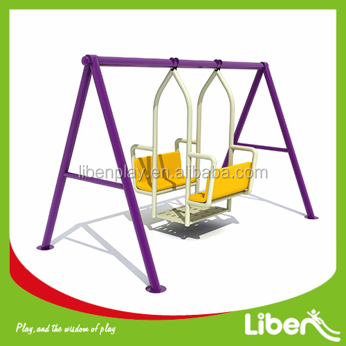 Special Design Face to Face Hanging Swing with joy and Safety LE.QQ.003
