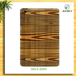 Bamboo wood case for mini ipad