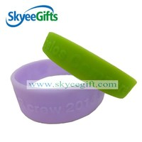 Bulk Fashion Basketball Accessory Embossed Bracelets