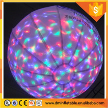 inflatable ball with led light,inflatable moon ball,inflatable backpack balloon