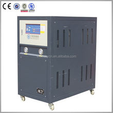 Low Tmperature Chilled Water 100TR Water Cooled Industrial Water Chiller