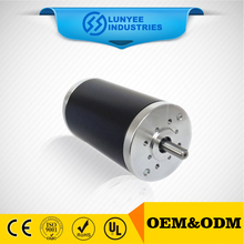 high power 350w 500w 750w 800w brushed dc motor 24v 36v 48v