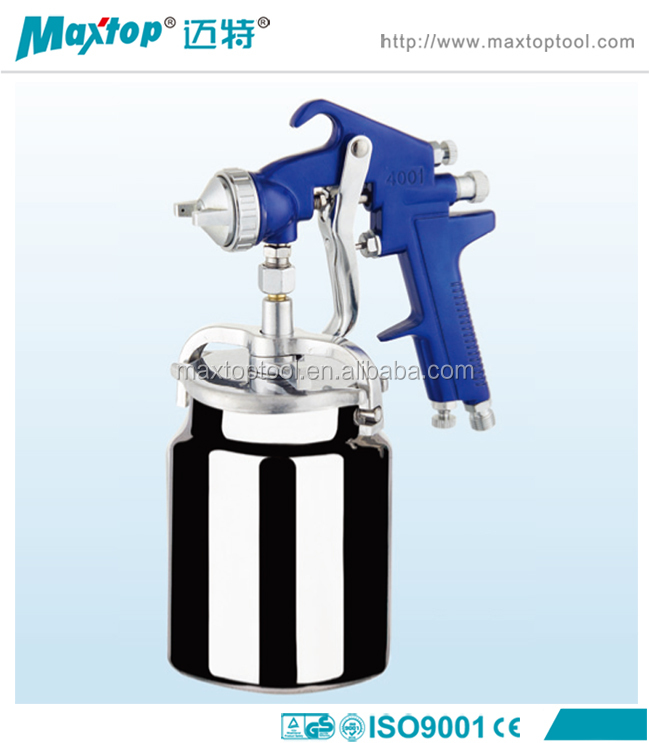 4001 Aluminum Tank 1000ml Latex Paint Spray Gun