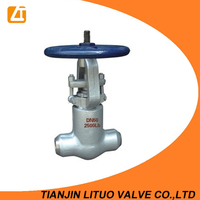 Cameron cast iron gate valve M style Expanding gate