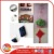 Handy hard wall nail plastic hook picture frame hanger nail picture hook and nail