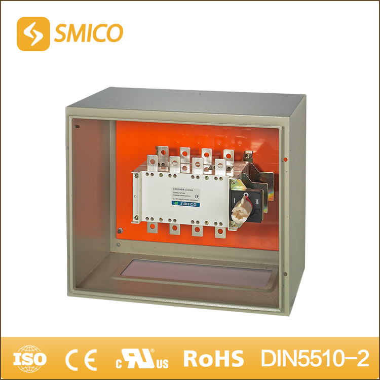 SMICO New Products Looking For Distributor 4 Pole Generator Dual Power Ats Panel