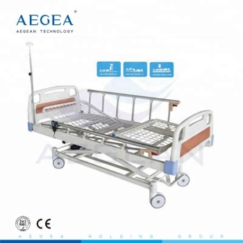 AG-BM106 motorized ward room electric hospital health bed dimensions