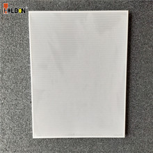 Aluminum composite panel perforated/ Aluminum lay-in Ceiling