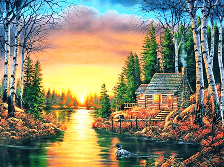 Beauty photo new kits canvas diamond painting embroidery cross-stitch