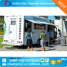 Mini food truck/Food Truck Vending Car/fast food vending kiosk for sale