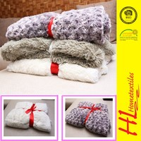 HLHT welcome ODM soft hand air conditioner blanket