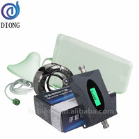 65dB GSM 900MHz Mobile Phone Signal Booster/Amplifier Cell Phone Repeater External Antenna + Internal Antenna + 20m Cable