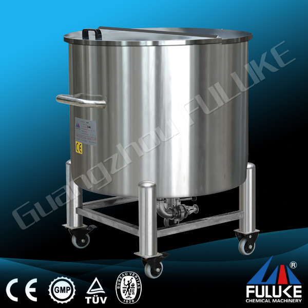 FLK new design bulk oil storage tanks