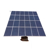 7KW Dual axis Solar Tracker mounting system for solar energy systems