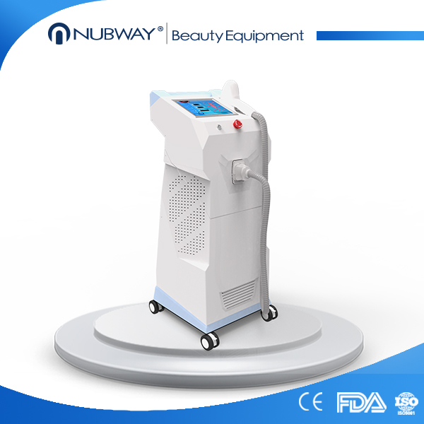 Best Germany beauty product! spa use 808nm diode laser machine for hair removal