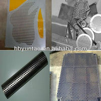 anping perforated mesh