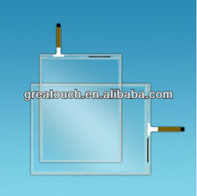 15.6 inch 5 wire resistive touch screen panel frame overlay bezel kit