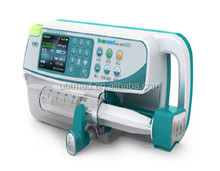 Hospital use cheap double Syringe Pump medical electric Syringe Pump
