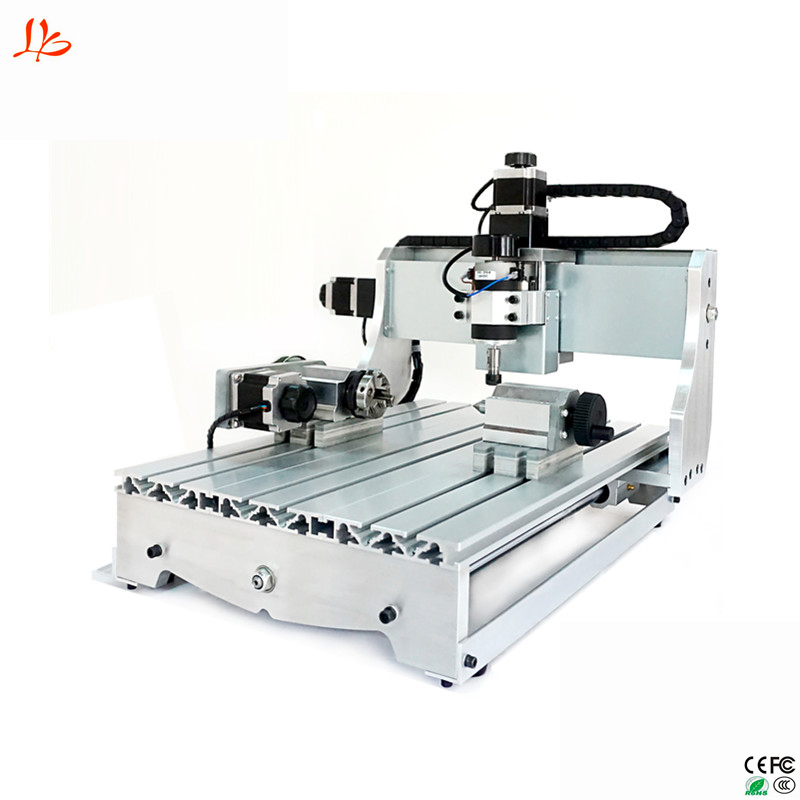 4 Axis <strong>cnc</strong> 3040 Z-D pcb drilling machine wood router woodworking mini <strong>cnc</strong> milling machine diy carving
