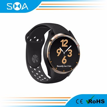 SMA SMA-S3 Android GPS Smart Watch 3G SIM Care Wifi Android Smart Phone