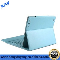 Fashionable universal bluetooth keyboard case for iPad 2 3 4 air