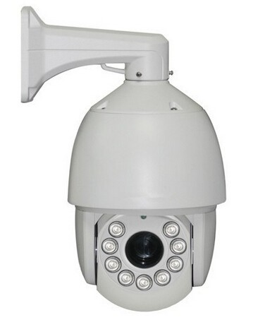 2MP 18X Zoom Megapixel 1080P HD AHD Oudoor IP PTZ Network Security Surveillance CCTV Camera Weatherproof Infrared Night Vision