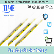 fiberglass wrapped Silicone Flexible Wire and Cable