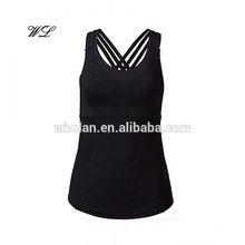 OEM Gym Tube Dri Fit Shirts Wholesale Fitness Apparel Women Tank Top Woman Clothing